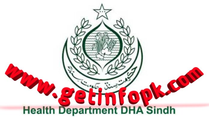 Jobs in Health Department Sindh