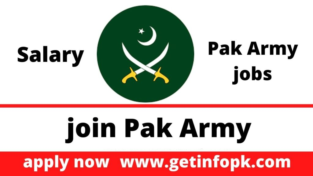 Salary of Captain in Pak army