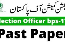 Election officer test preparation