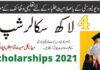 Tabeer Scholarship Program (Sindh)