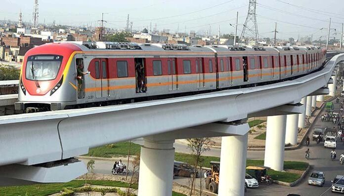 Orange Line Metro Train jobs 2020